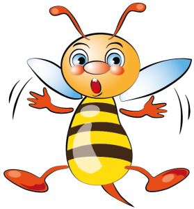 Biene Friebel